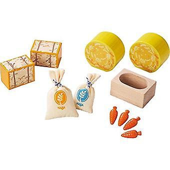 Amis-Playset HABA-Little Horse Feed
