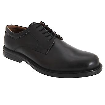 Scimitar Mens Plain Gibson Padded Shoes