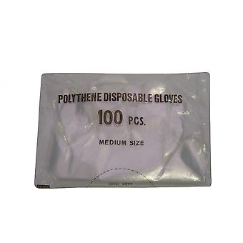 Disposable Shoulder Polygloves (100 Pack)