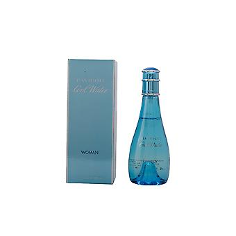Davidoff Cool Water Woman Eau De Toilette Vapo 100ml New Perfume Sealed Boxed