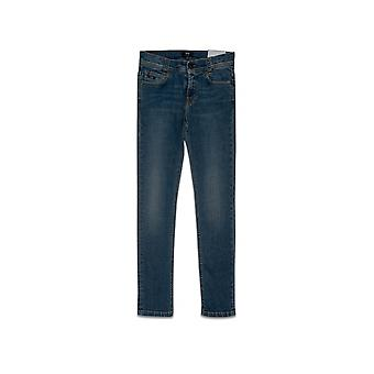 Boss Hugo Boss Boys Light Wash Montana Slim Fit Jean