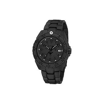 KHS watches mens watch enforcer black titanium XTAC KHS. ENFBTXT. TEB