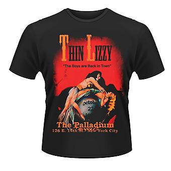 Thin Lizzy The Boys Are Back In Town T-Shirt