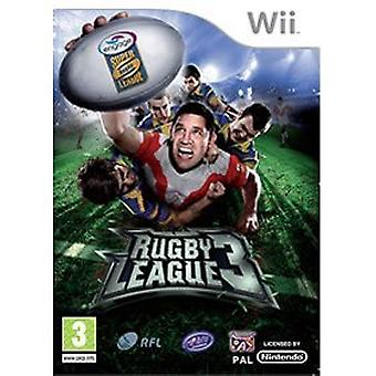 Rugby League 3 (Wii)