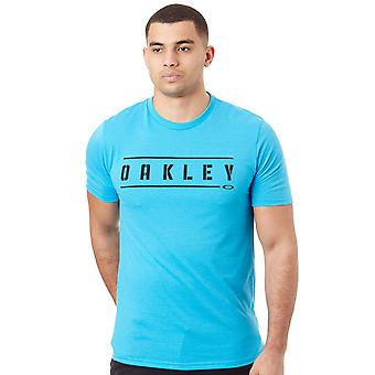 Oakley Atomic Blue O-Double Stack T-Shirt