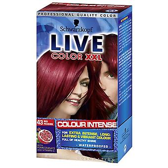 Schwarzkopf Live Color XXL -Red Passion (43)