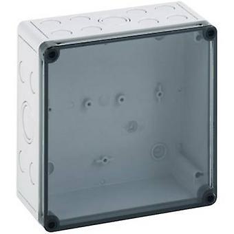 Build-in casing 180 x 182 x 90 Polycarbonate (PC) Light grey Sp