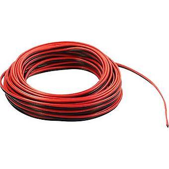 Strand 2 x 0.14 mm² Red-black BELI-BECO L2218/5