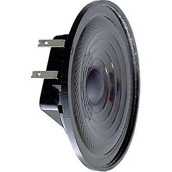 Visaton K 64 WP 2.5 6,4 cm banda ancha altavoces chasis 2 8 W Ω