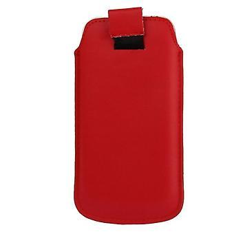 Handyhülle Tasche Slide Hülle Rot