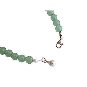 Aventurine armband groen Aventurine edelsteen armband 925 zilveren edelsteen armband