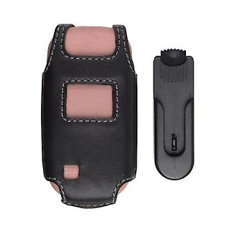 Swivel Clip Leather Case for UTStarcom CDM-8935