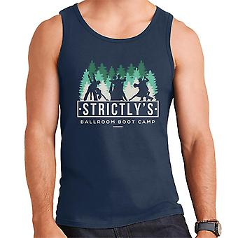 Strictlys Ballroom Boot Camp Strictly Come Dancing Men's Vest