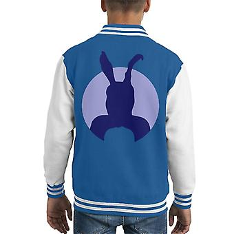 Donnie Darko MinimalKid's Varsity Jacket
