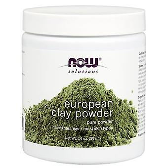 Now Foods European Clay Powder 170 gr (Cosmetics , Facial , Facial Masks)