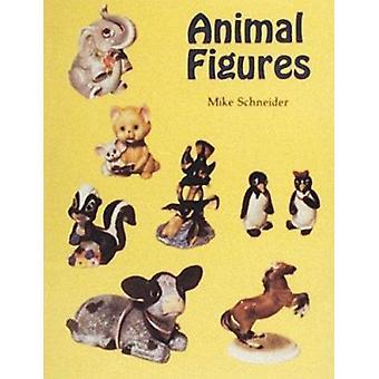 Animal Figures by Mike Schneider - 9780887402753 Book
