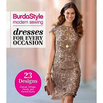 Burdastyle Modern Sewing - Dresses for Every Occasion by BurdaStyle M