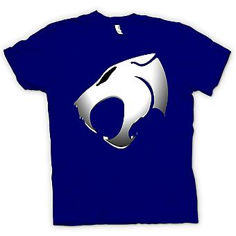 Mens T-shirt - Thundercats - Metallic Logo