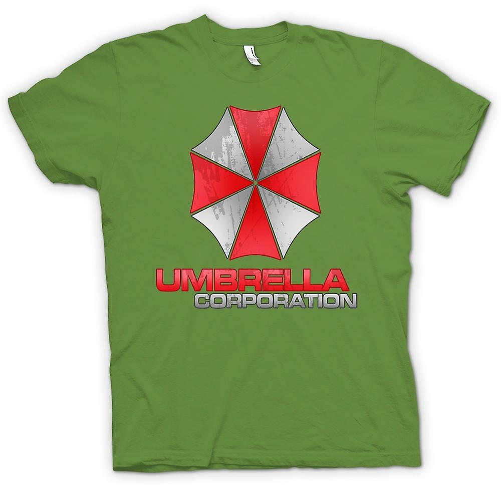 Herr T-shirt-paraply Corporation