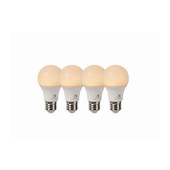 Lucide LED-lampa moderna världen syntetiska Material frostad och vit LED-lampa
