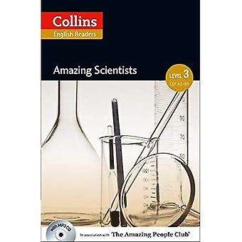 Amazing Scientists : B1 (Collins Amazing People ELT Readers)