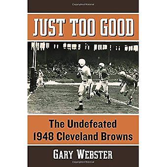 Bare for god: De ubesejrede 1948 Cleveland Browns