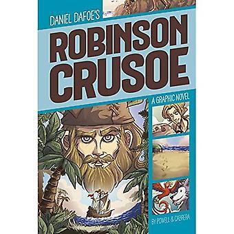 Robinson Crusoe (afbeelding draaien: gemeenschappelijke kernedities)
