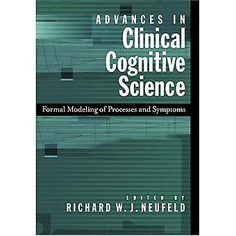 Framsteg inom klinisk kognitiv vetenskap: formell modellering av processer och symtom
