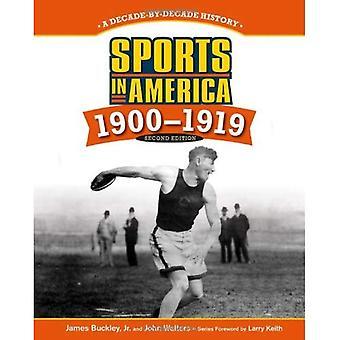 Sport en Amérique 1900-1919