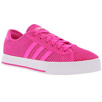 adidas neo shoes bind red ladies sneaker daily pink