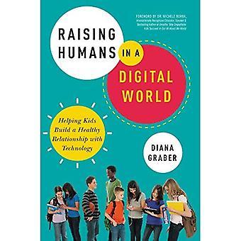 Die Menschen In einer digitalen Welt: Helfende Kinder bauen einen gesunde Beziehung zu Technologie