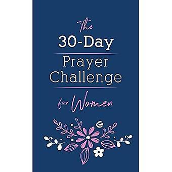 30-dagars bön utmaningen för kvinnor