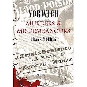 Norwich Morde und Vergehen
