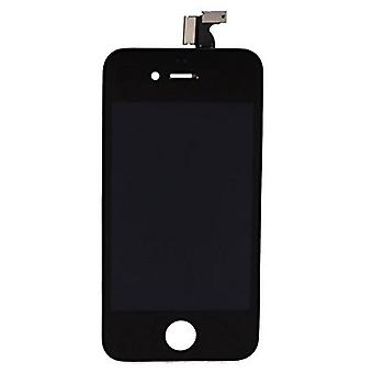 Stuff Certified ® iPhone 4S Screen (Touchscreen + LCD + Parts) AAA + Quality - Black + Tools