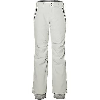 ONeill White Melee Streamlined Womens Snowboarding Pants