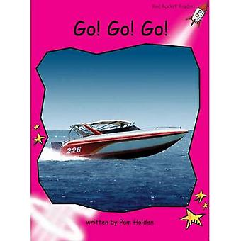 Go! Go! Go! by Pam Holden - 9781927197653 Book