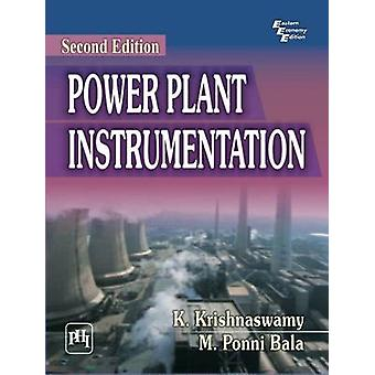 Power Plant Instrumentation by K. Krishnaswamy - 9788120348240 Book