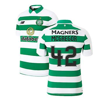 2019-2020 Celtic Home Shirt (McGregor 42)