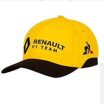 Renault Sport Adult Team Baseball Cap | Yellow | 2019