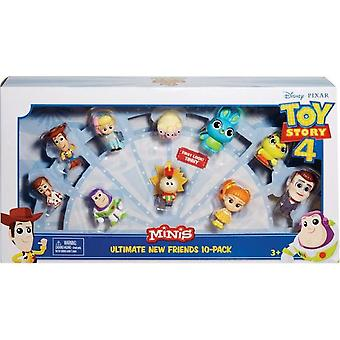 Toy Story 4 - Mini Figures Ultimate New Friends 10-Pack