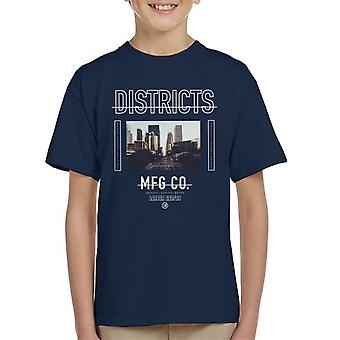 London Banter Districts Kid's T-Shirt