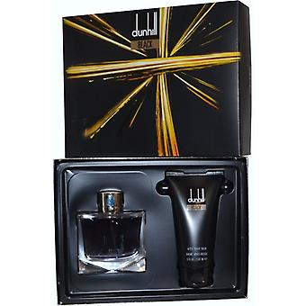 Dunhill Black Eau de Toilette Spray 100ml & Aftershave Balm 150ml