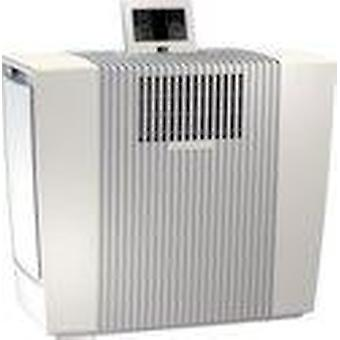 Venta LP60 ultrafine Dust Air purifier 75m ² with VENTAcel Nelior filters 0.07 micron with remote control, white.