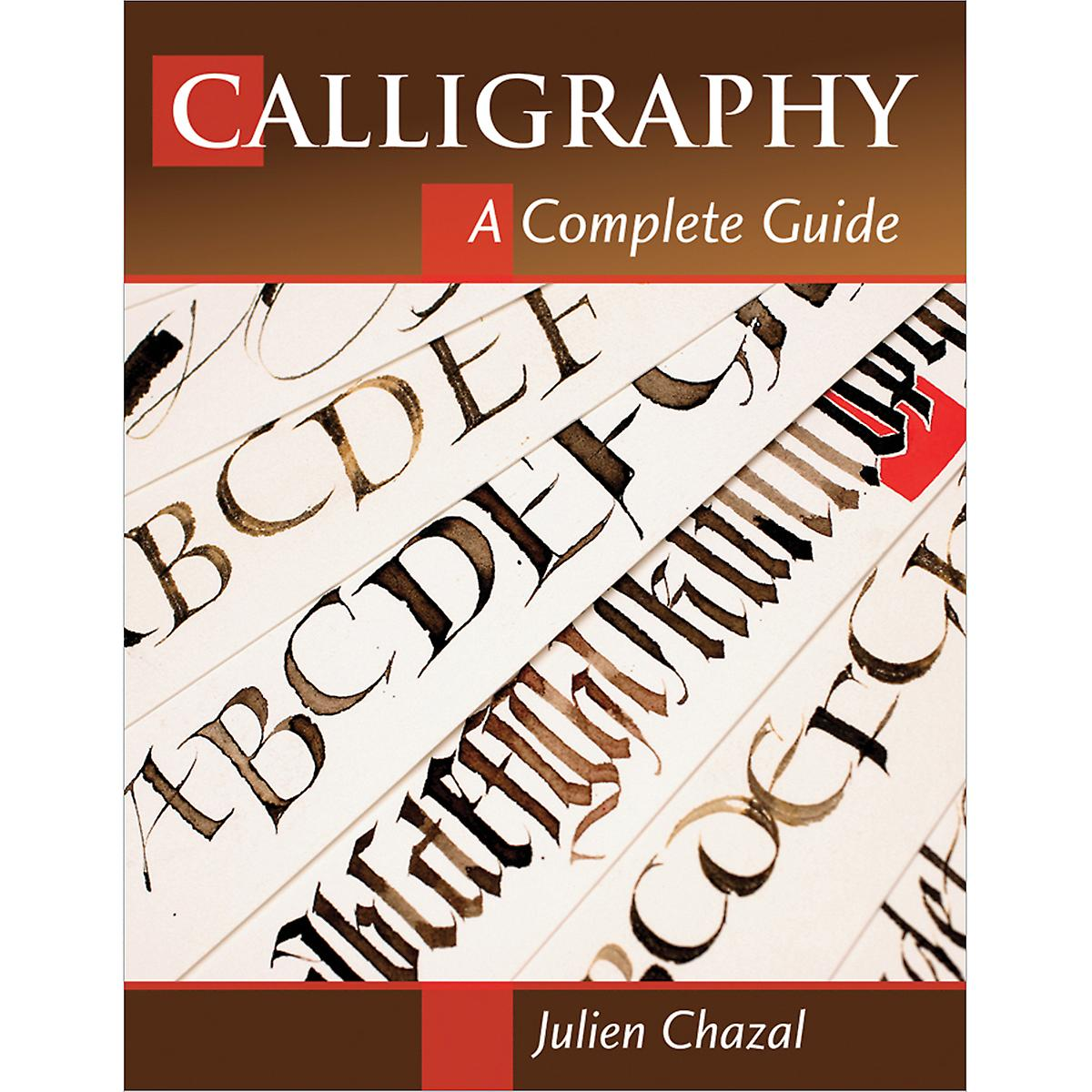 Stackpole Books Calligraphy A Complete Guide Stb 71294
