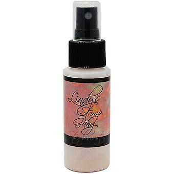 Lindy's Stamp Gang Starburst Spray 2Oz Bottle Cocklebells Coral Sbs 30