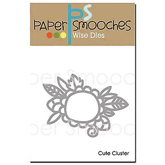 Paper Smooches Die-Cute Cluster M1D311