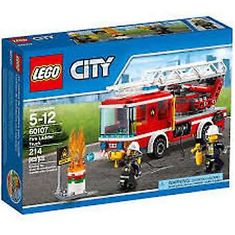 Lego 60107 Fire Ladder Truck (Toys , Constructions , Vehicles)