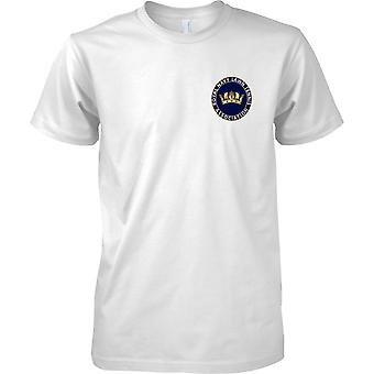 RN Tennis - Royal Navy Sport T-Shirt Farbe