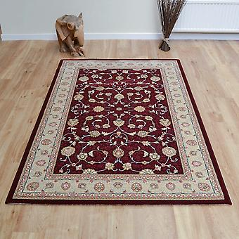 Noble Art Rugs 6529 391 In Red