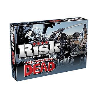 Risk - Walking Dead Edition Strategy Board Game